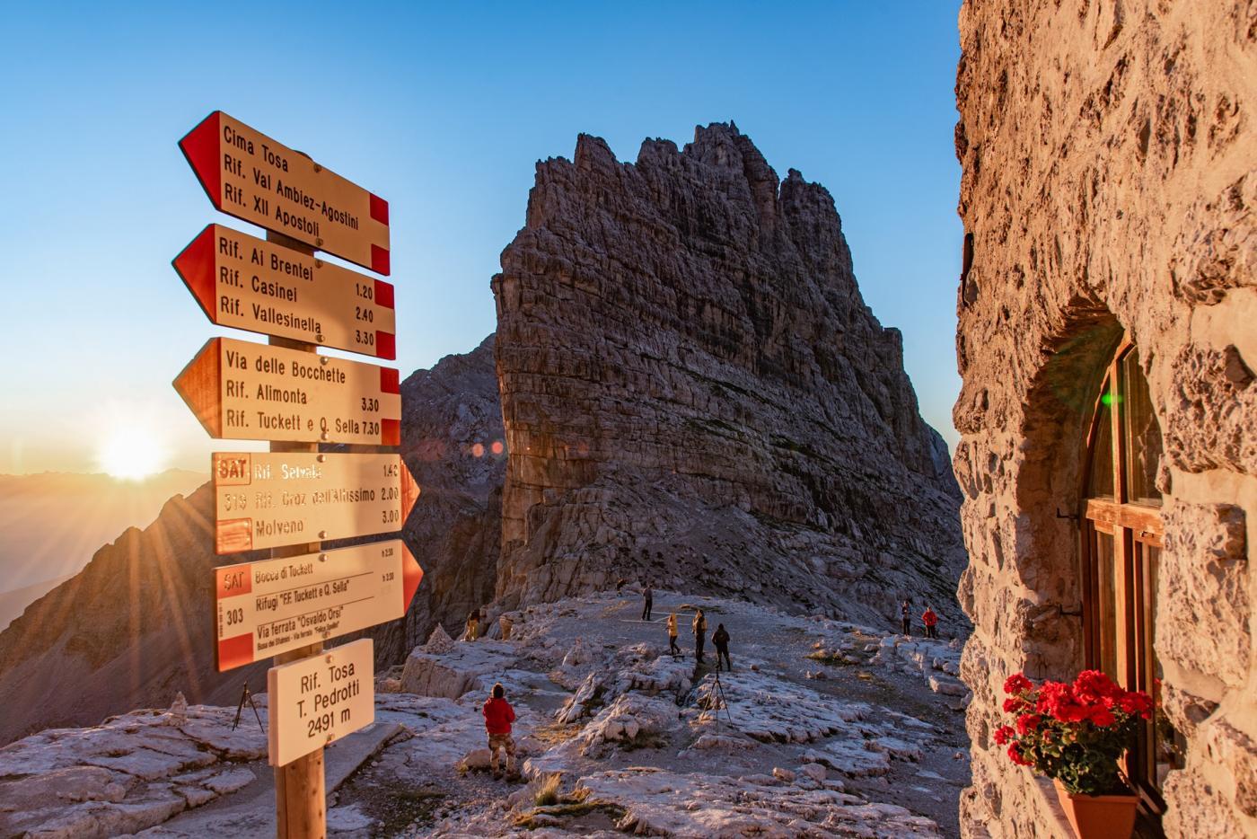 Perché prenotare una vacanza in Dolomiti Paganella ad agosto