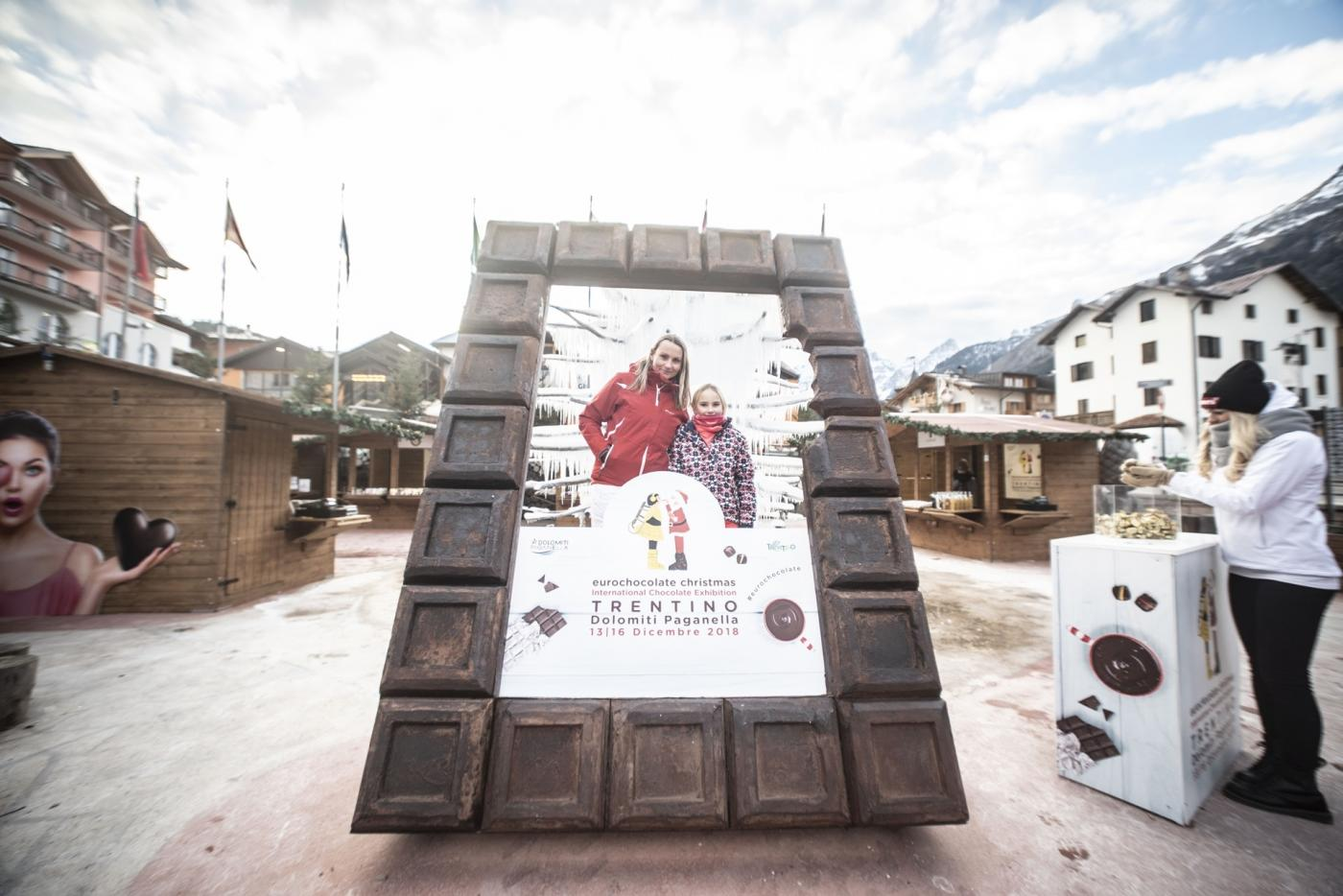 Eurochocolate Christmas, un dolce weekend in Dolomiti Paganella