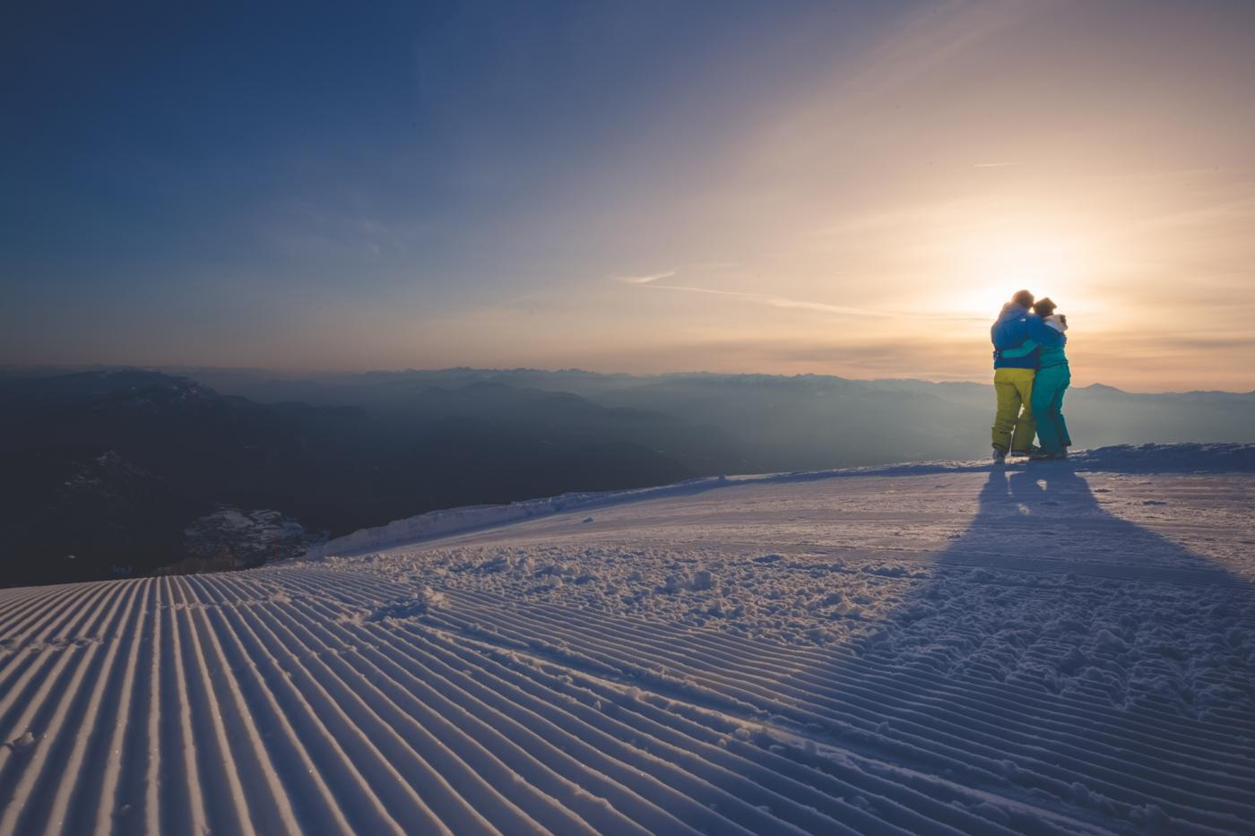 48 hours in Dolomiti Paganella: idea for a Romantic getaway