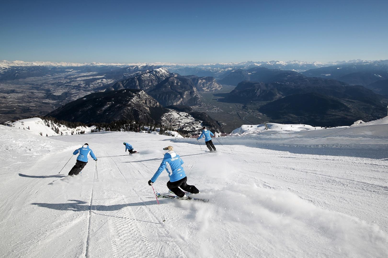 The Best Of  ski slopes
