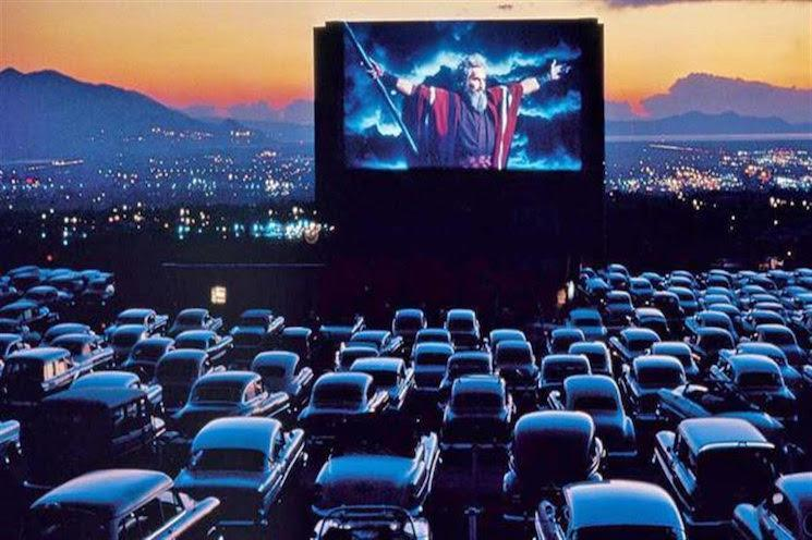 Moviement Village: Il cinema all'aperto