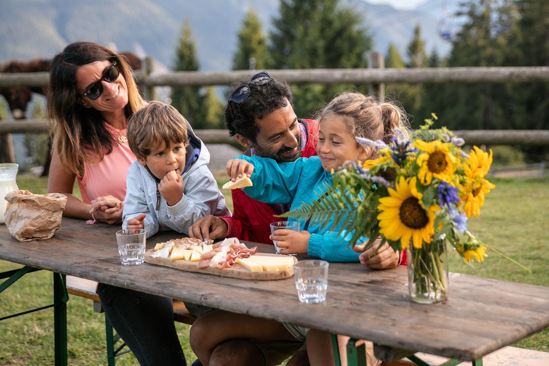 Cosa fare quest'estate con i bambini in Dolomiti Paganella