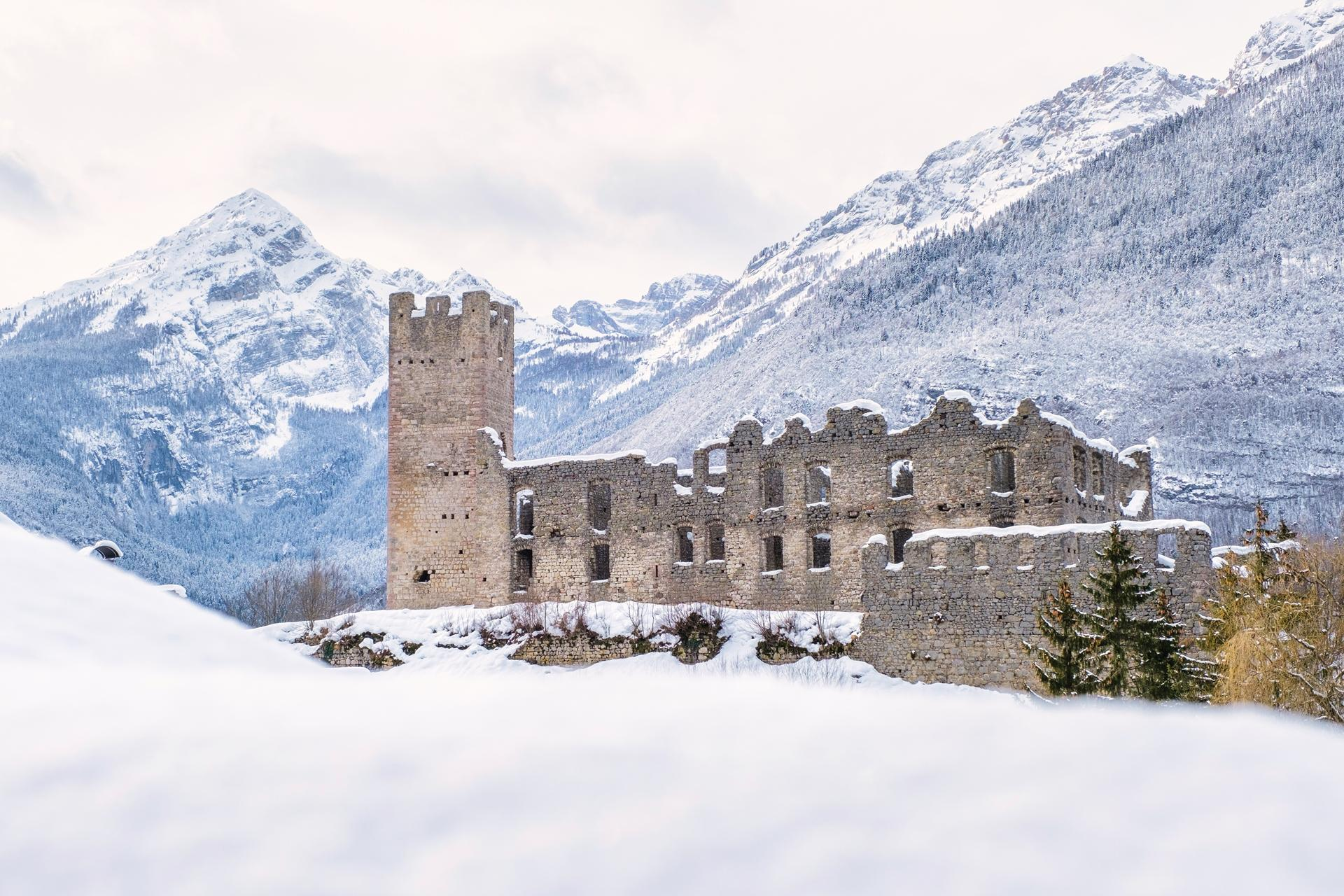 Castel Belfort, between history and legend