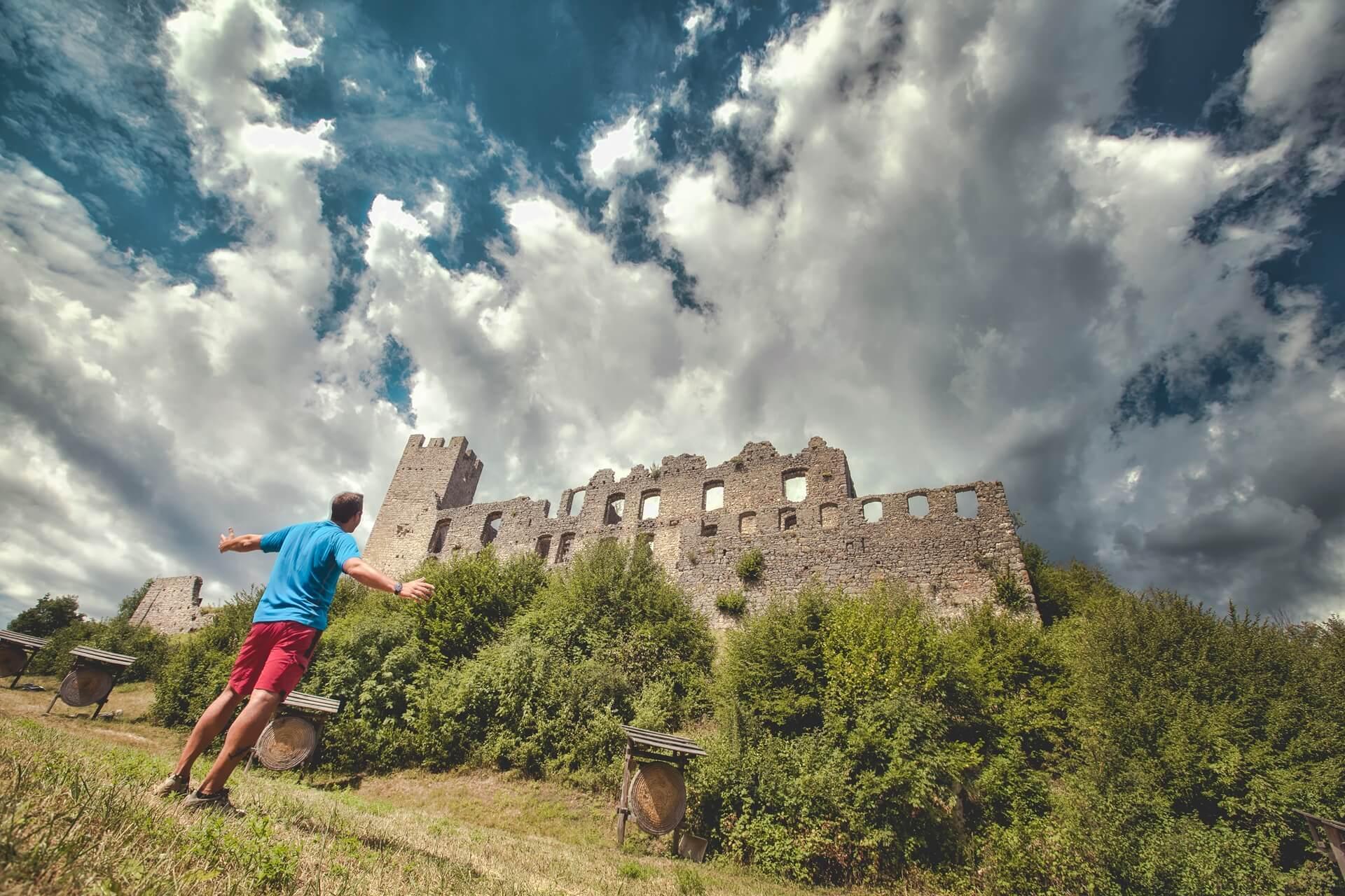 Castel Belfort a Spormaggiore