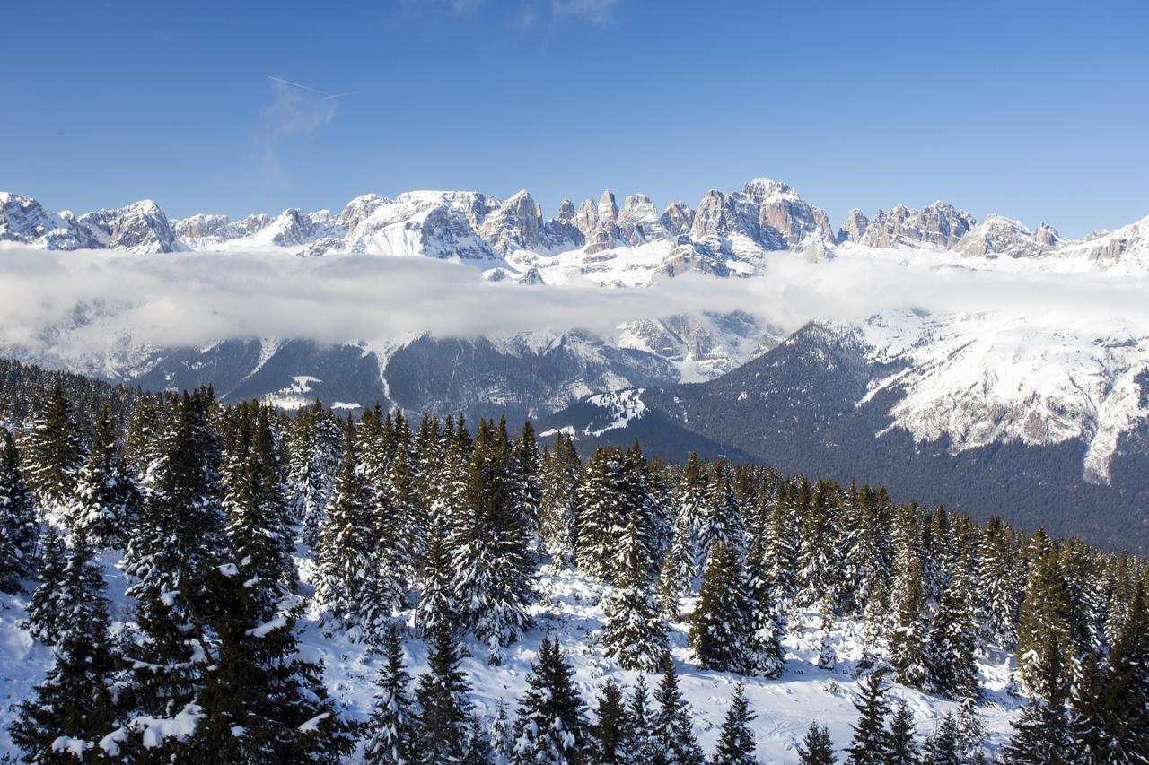 Die Brenta-Dolomiten