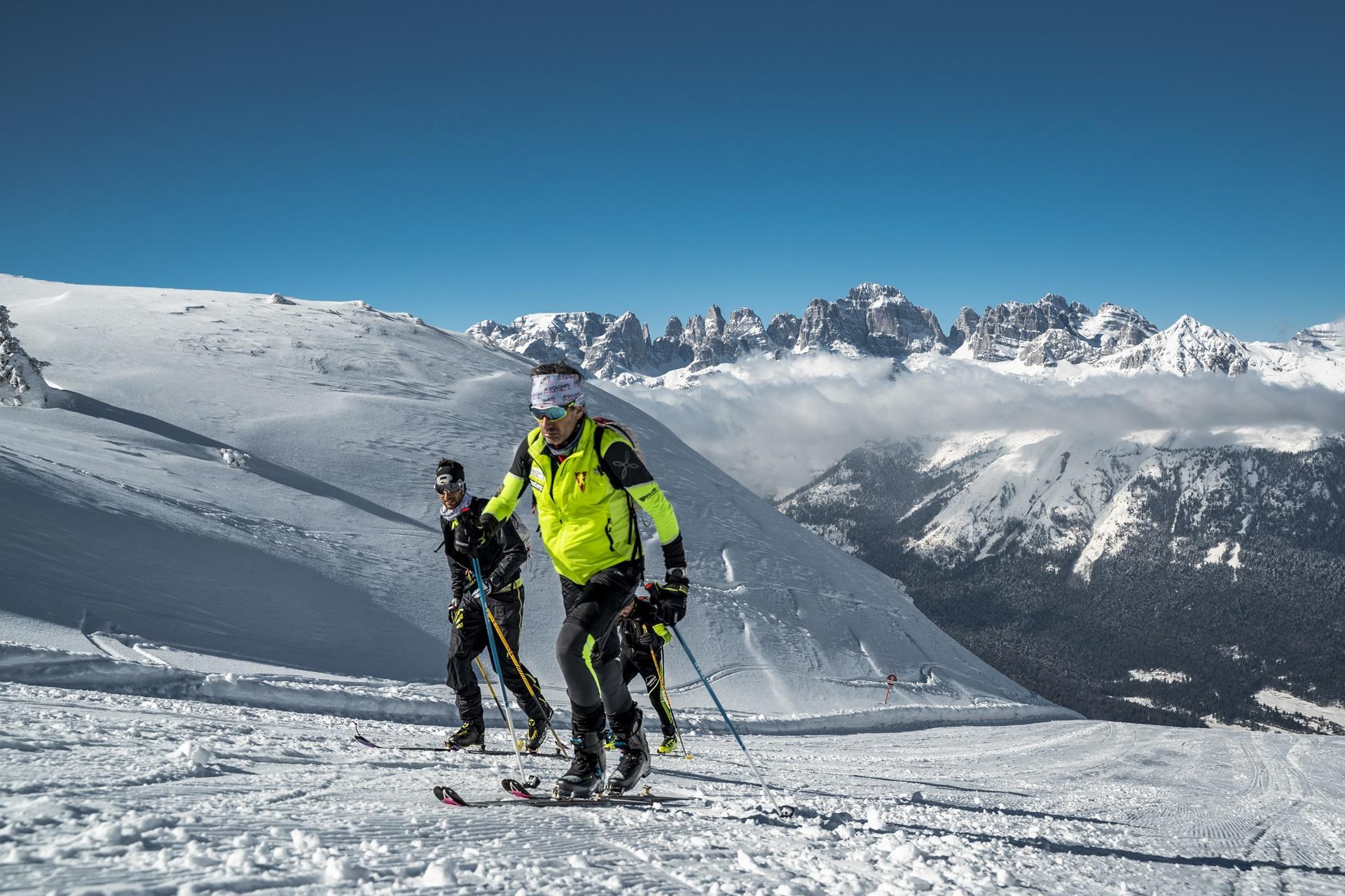 Scalare l'Everest in Dolomiti Paganella