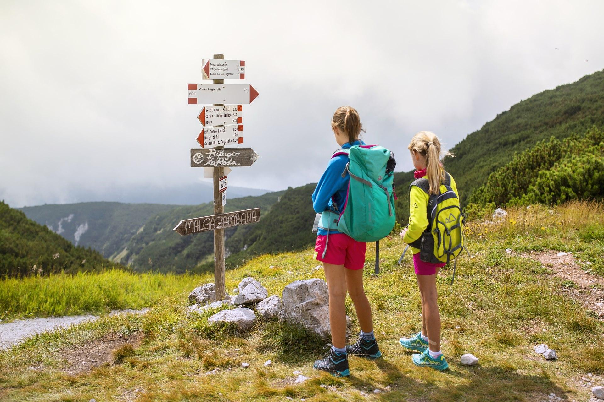 Die schönsten Sommer-Aktivitäten für Kids in Dolomiti Paganella