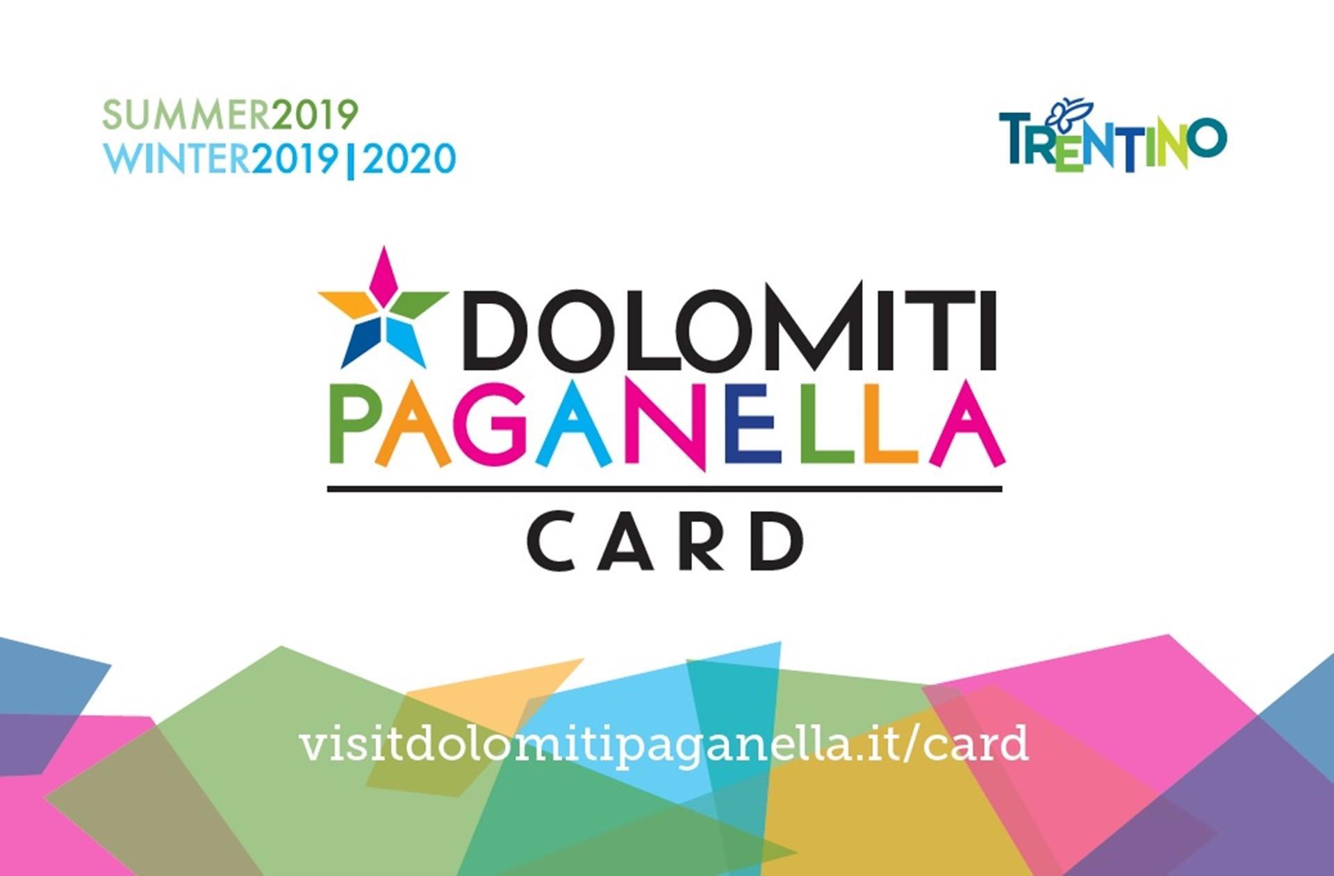 DOLOMITI PAGANELLA CARD