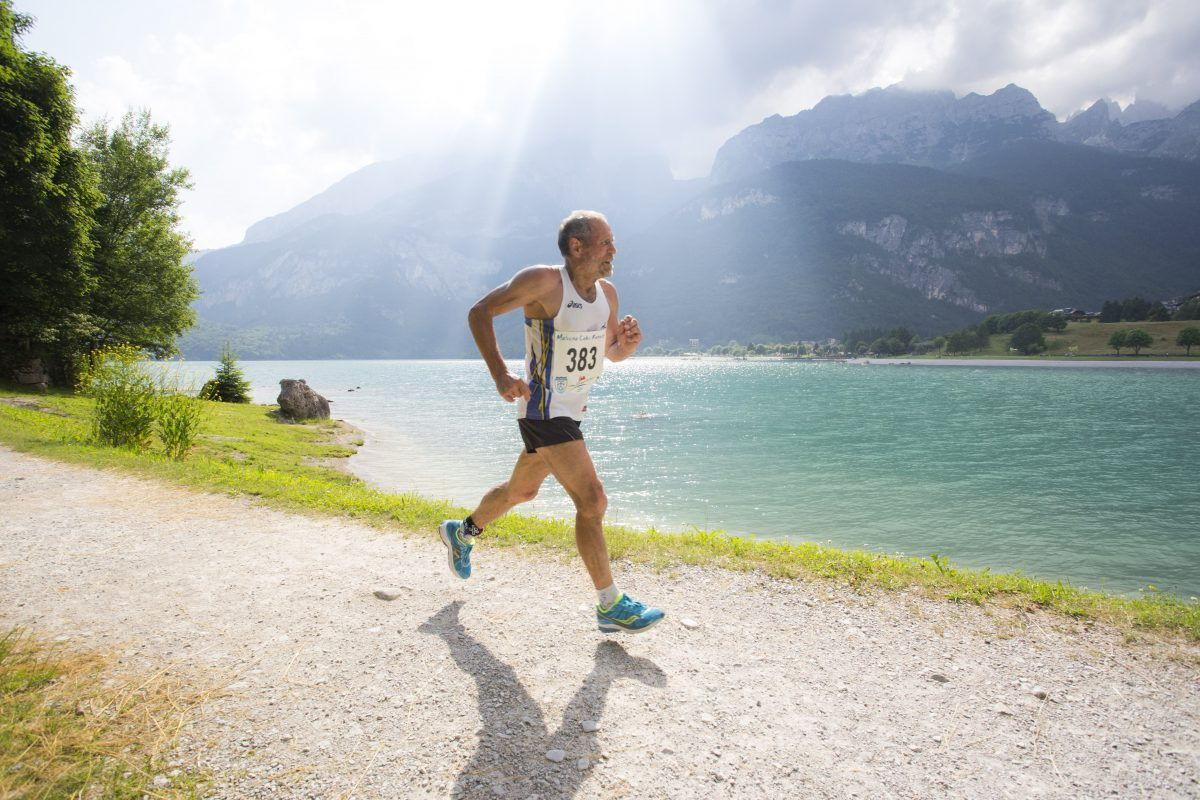 MOLVENO LAKE RUNNING 2019