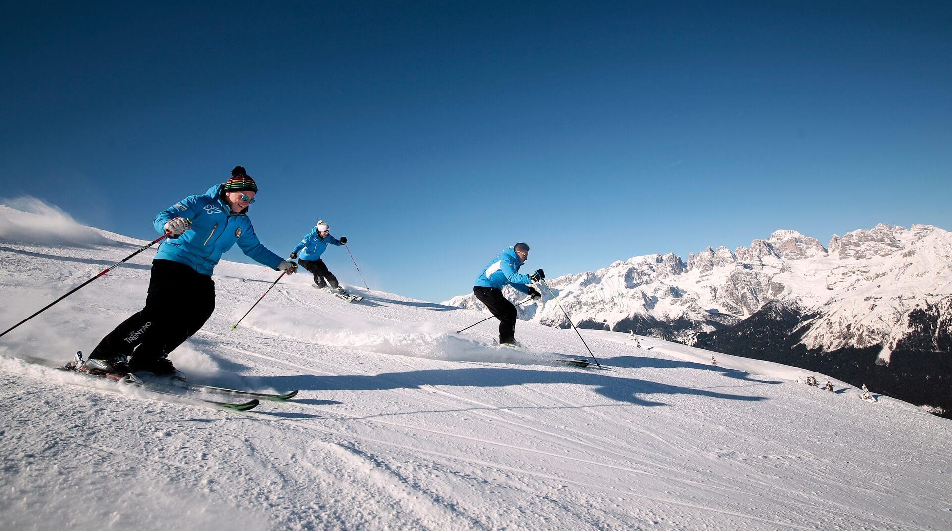 Alpiine Skiing