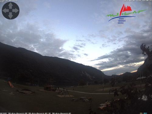 Webcam Paganella: Arrivo della Cabinovia La Panoramica