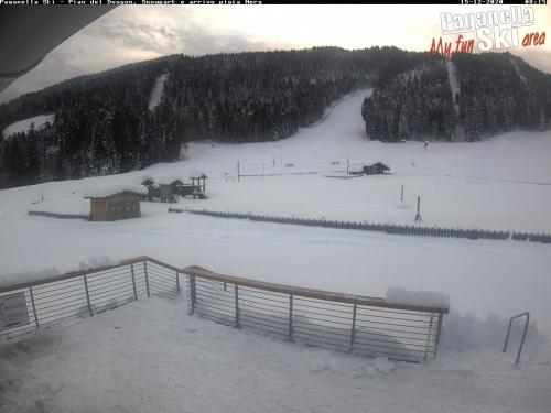 Webcam Paganella: Playa Lago di Molveno