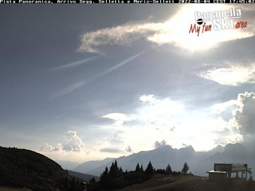 Webcam Paganella: Meriz