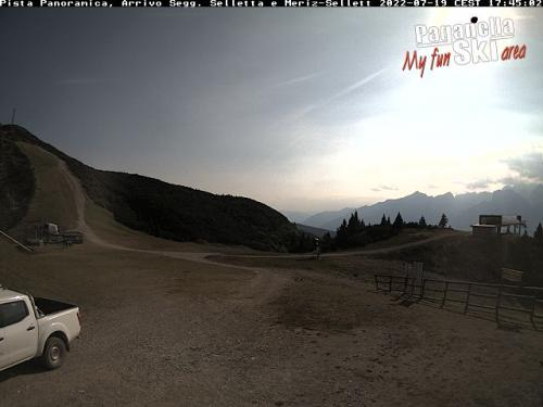 Webcam Paganella: Cima Paganella
