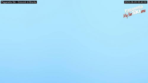 Webcam Paganella: Rifugio La Roda