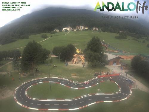 Webcam Paganella: Lago di Garda