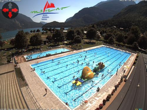 Webcam Paganella: Arrivo Seggiovia Paganella 2