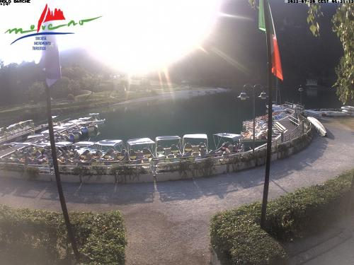 Webcam Paganella: Centro Piscine Molveno: piscina olimpionica