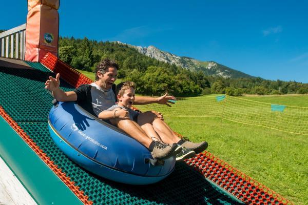 sehen Dolomiti Paganella Family Festival