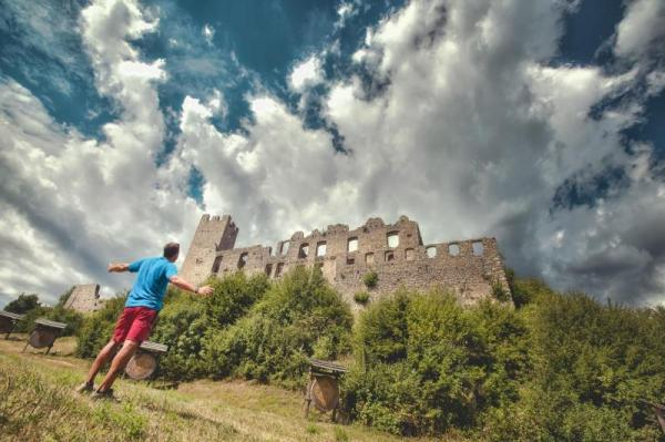 Discover More Paganella Dolomites: discovering places and stories from the past