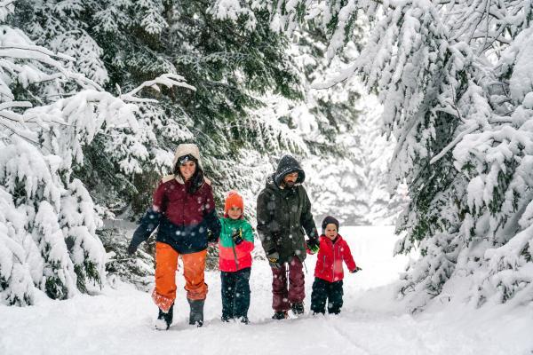 Fünf Ideen für Ihren Familienurlaub in Dolomiti Paganella