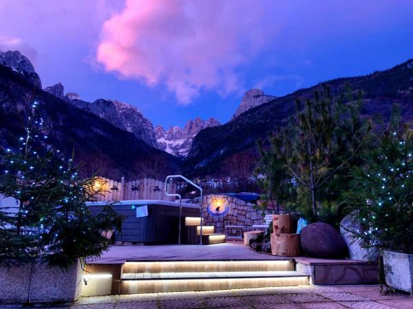 Vedi fuga romantica in Trentino