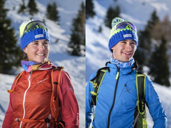 Elena und Federico: Die Liebe zu den Bergen haben sie geerbt