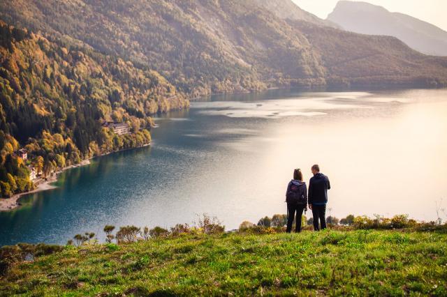 Darum ist der Herbst der schönste Zeitpunkt für ein Wochenende in Dolomiti Paganella