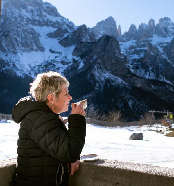 Sonia, the Brenta Dolomites' woman
