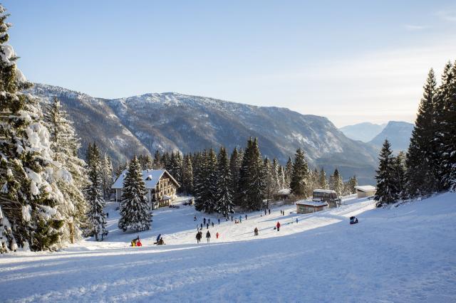 Warum Februar der beste Monat für Urlaub im Schnee ist