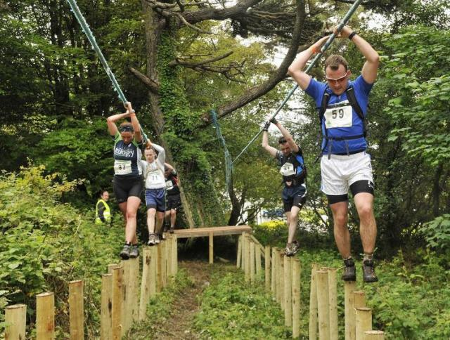 Vedi X-TRAIL Natural Obstacle Race 2017