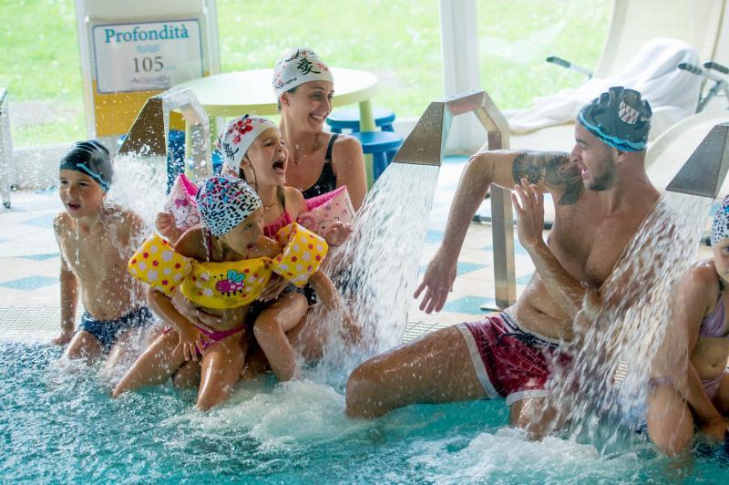 Acqua-IN piscine ad Andalo
