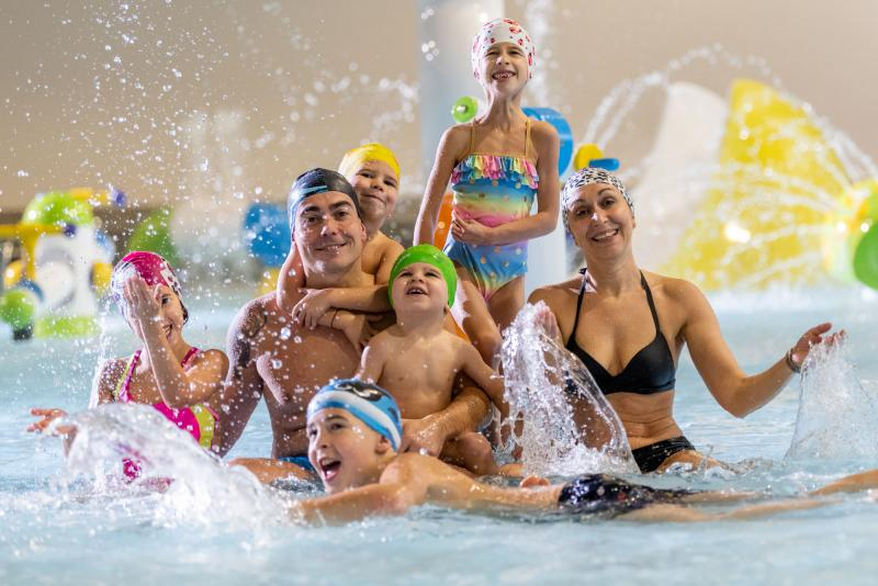 ACQUAin Acquapark Wellness&Spa in Andalo