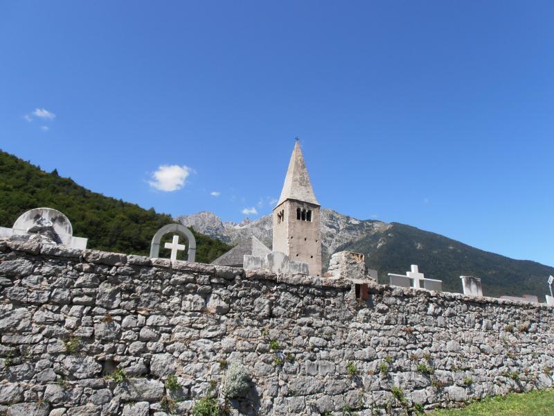La chiesa di San Tommaso, sulle tracce della Via Imperiale