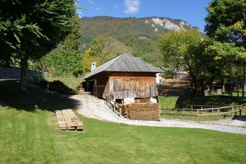 Antique Sawmill Taialacqua