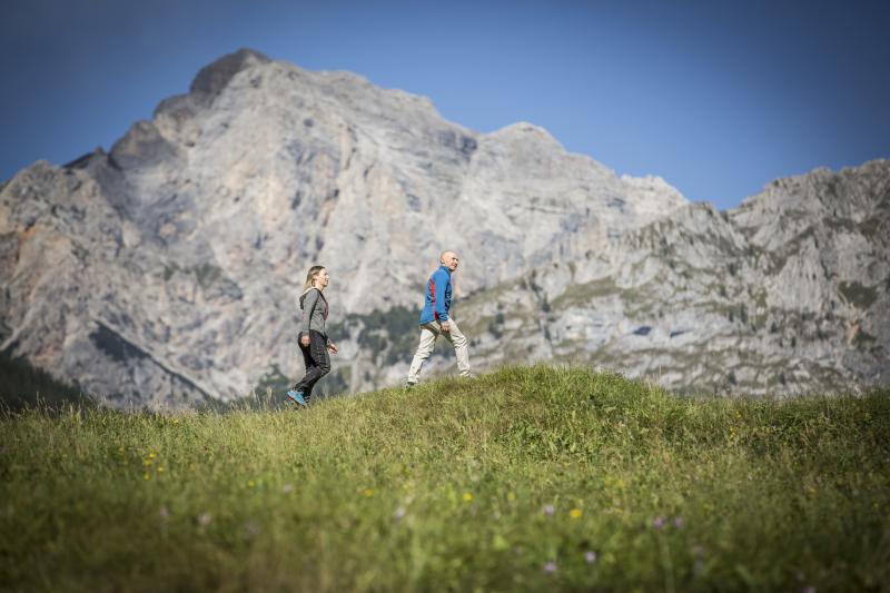 Trekking in Paganella