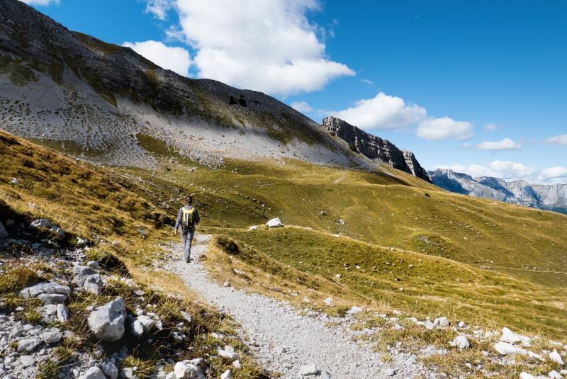 Die große Brenta-Durchquerung