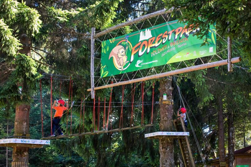 Forest Park a Molveno