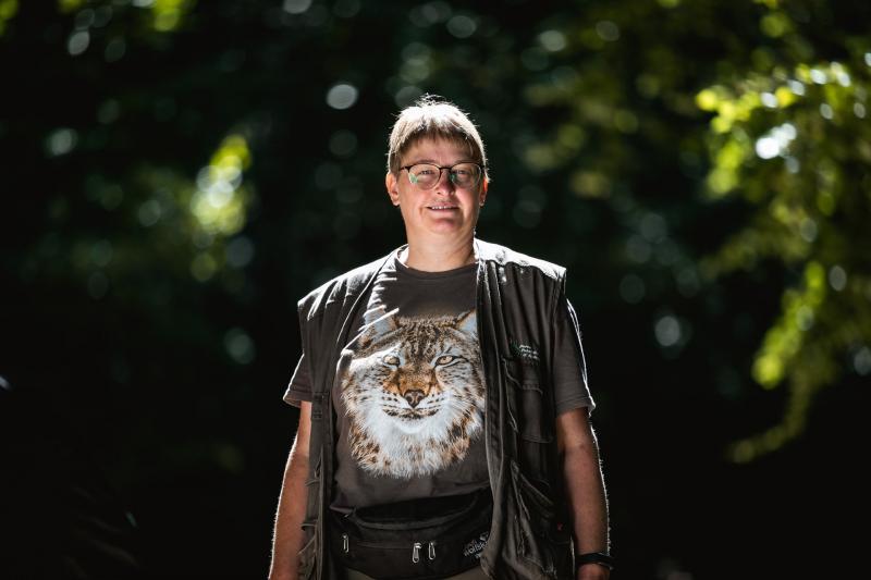 Martha, la guardiana del Parco