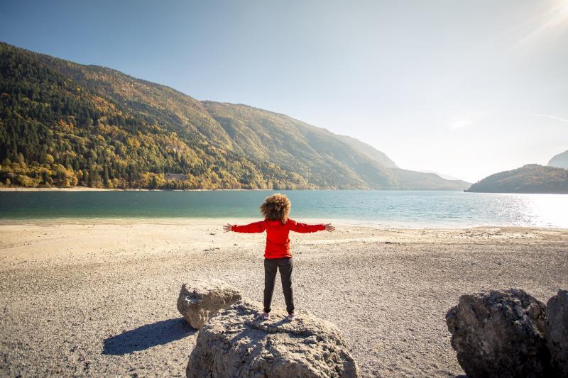 Dove fotografare il foliage in Dolomiti Paganella