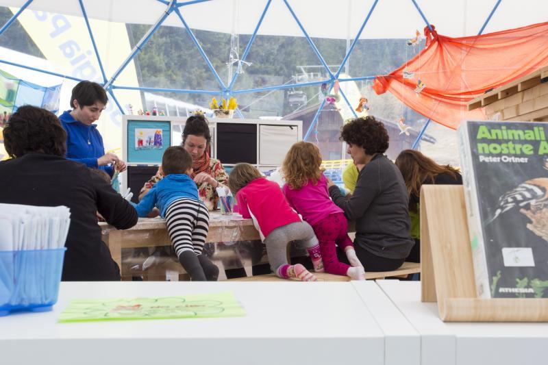 Vacanza famiglia in Paganella: L'igloo sogni d'oro