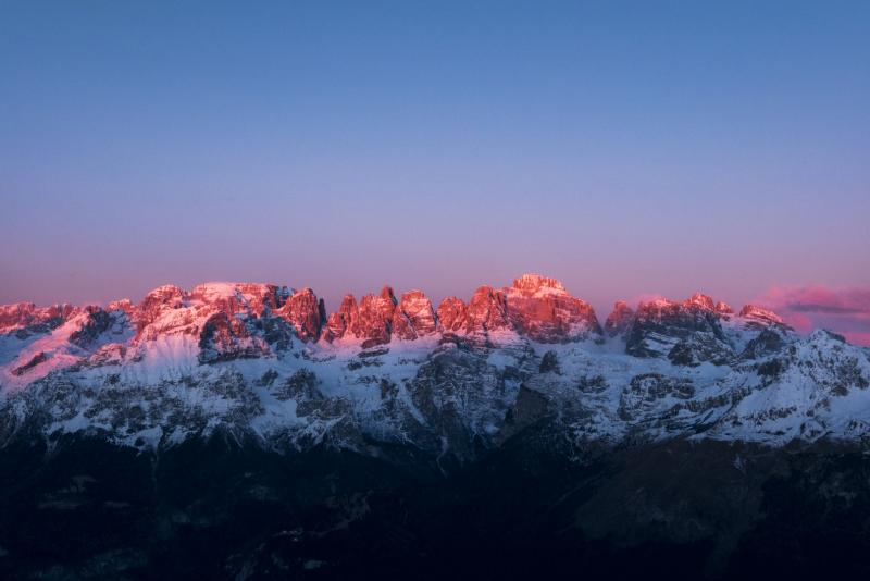 The Brenta Dolomites