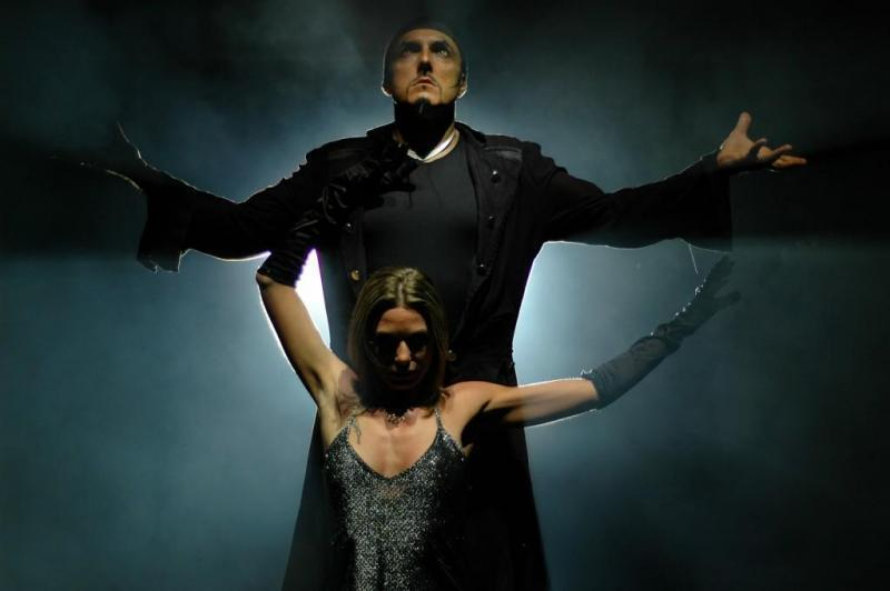 Van Denon & Nicole, the Magician