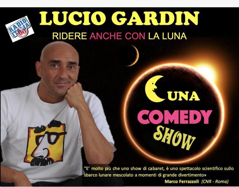 LUCIO 2021: DER ÜBERLEBENDE von und mit LUCIO GARDIN