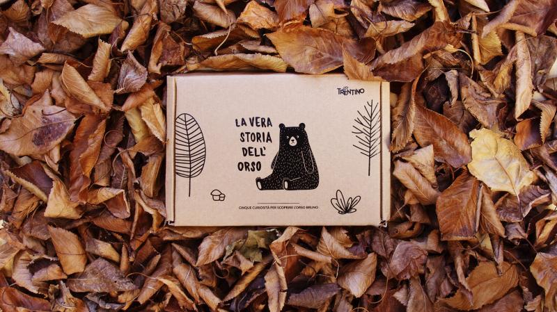 La vera storia dell'orso - il kit
