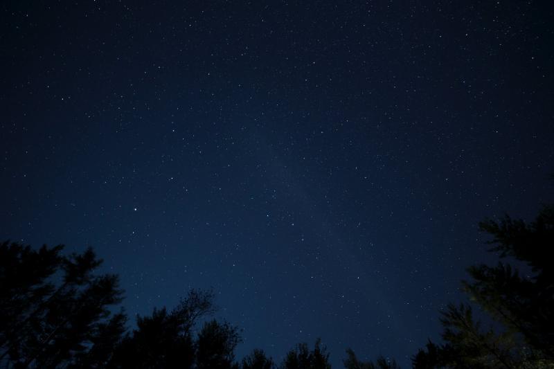 Belvedere di notte