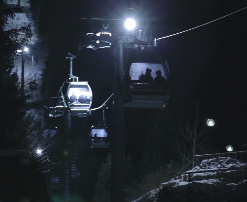 La Sciata Notturna in Paganella