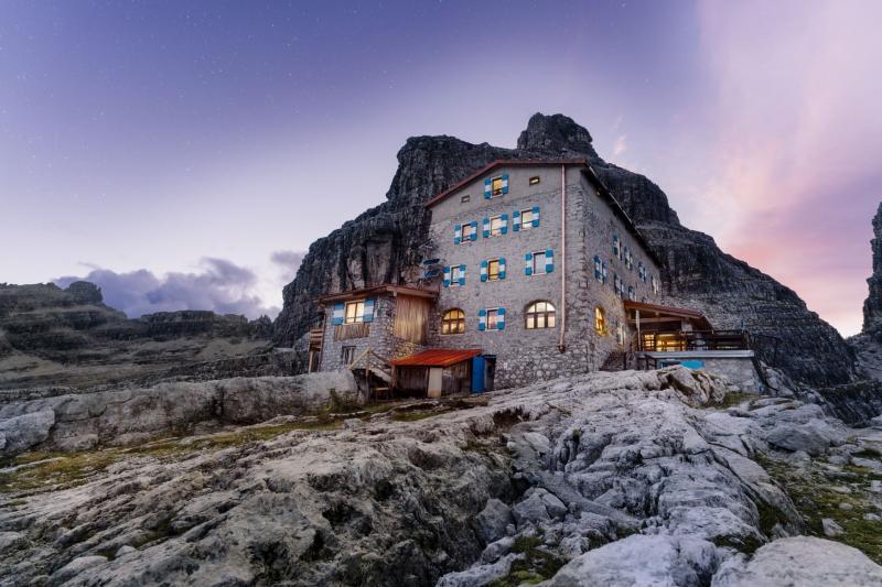 Il selvaggio sud delle Dolomiti di Brenta