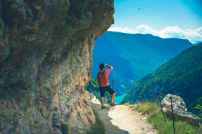 Trekking dei rifugi alpini