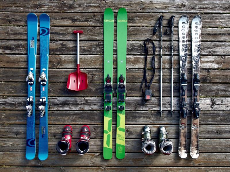 Ski Deposit and Rental